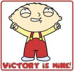 stweie victory